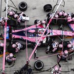 Una carrera perfecta con una gran arrancada! Muy buen trabajo de todo el equipo, logramos maximizar el resultado!!! 😃💪🇨🇳 #ChineseGP #F1 #Race1000 #Checo11