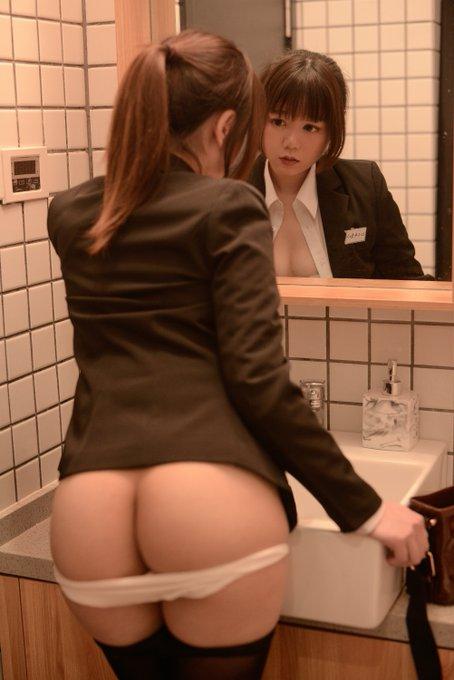 コスプレイヤー蜜柚mioのTwitter自撮りエロ画像39