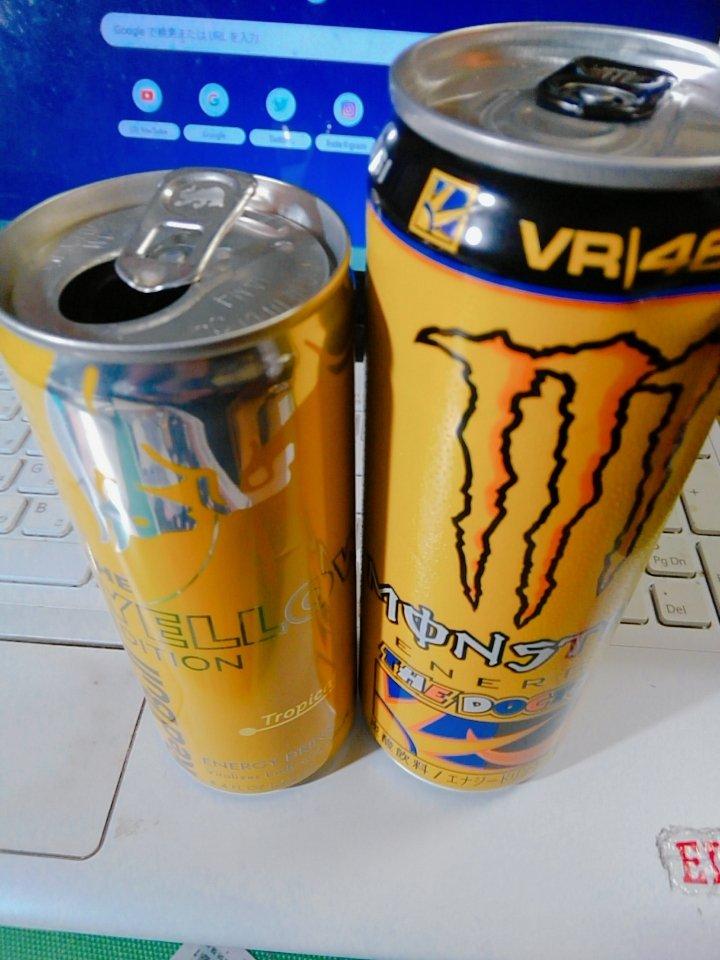 ゆうゆう🚴🎧@Monster's photo on Red Bull