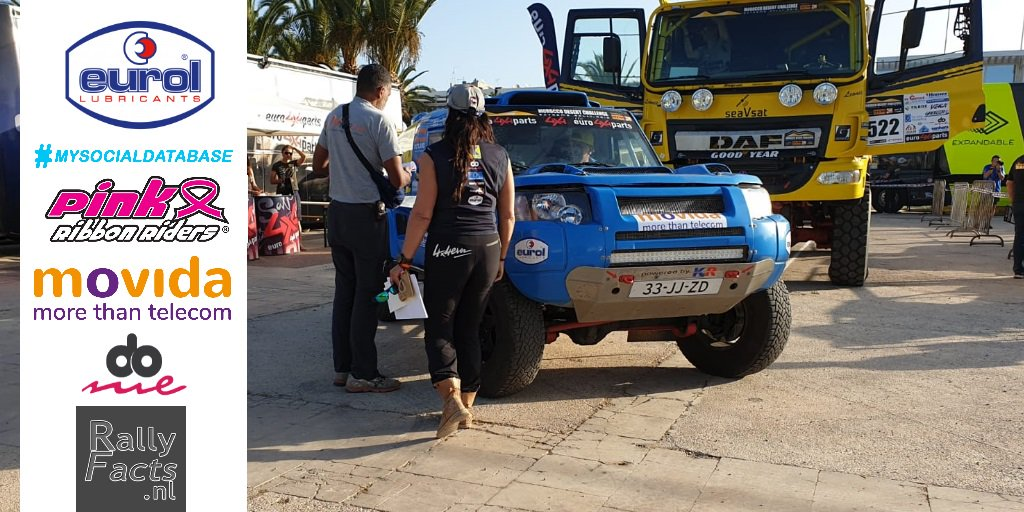 The gearbox problems are not solved yet, bussy fixing it.  #maroccodesertchallange #rallyraid #rally #offroad #Racing #Dakar #dakar2020 #MDC2019<br>http://pic.twitter.com/J2OeDKyhk7