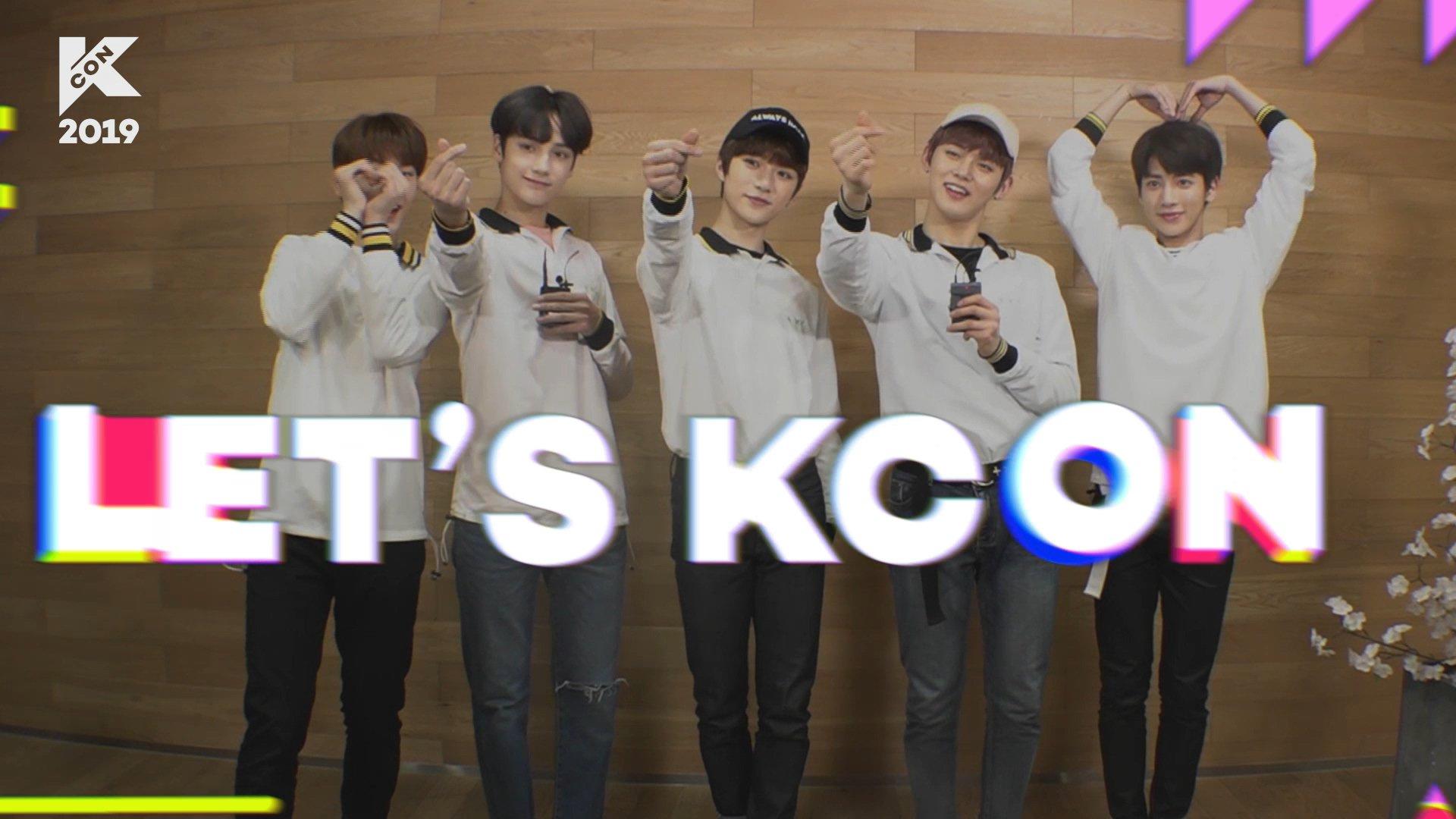 TXT will be attending #KCON 2019! @TXT_bighit @TXT_members https://t.co/hNiqfb9Z1Q