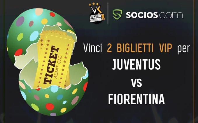 #JuveFiorentina Foto