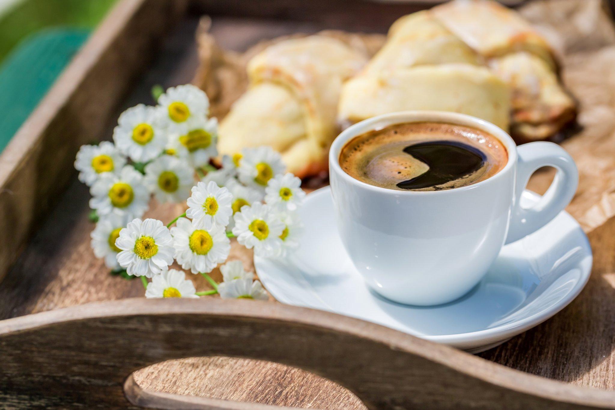 Картинки доброе утро с чашечкой кофе и цветами, маме