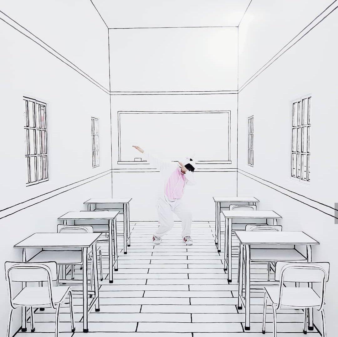 [ JomKitaPergi ] - Cafe Bubble Tea 2D Pertama Di Malaysia Kini Dibuka!! 😍 #JomKita . . Lokasi : 📍2D Bubbletea, F-03-10, Sunway GEO Avenue, Subang Jaya, Selangor . . RT Dan Ajak Bubble Tea Buddys Korang 😋