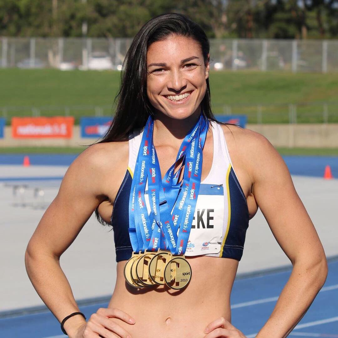 2019 Michelle Jenneke naked (36 images), Sexy