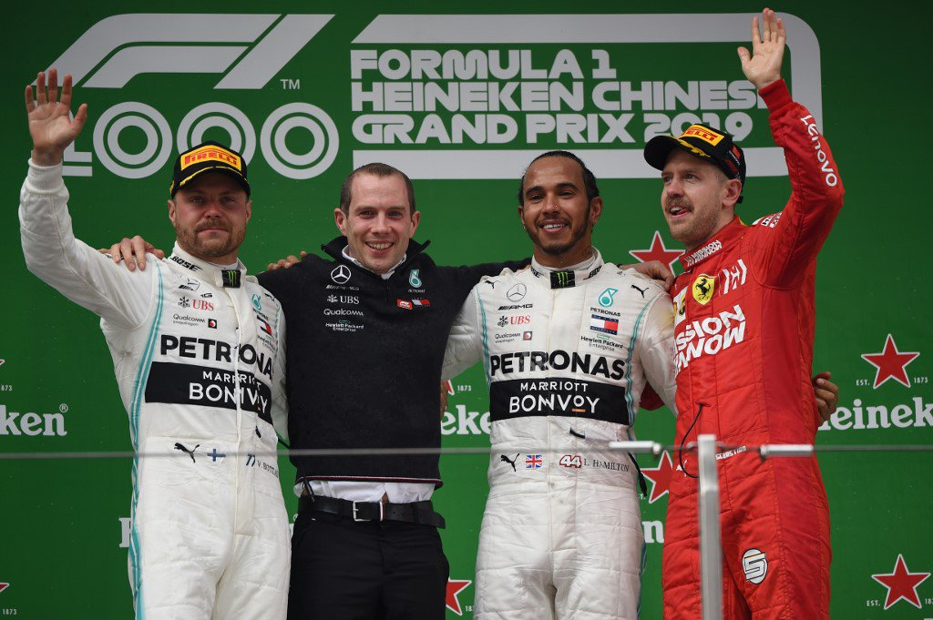 NDTV Sports's photo on #Formula1