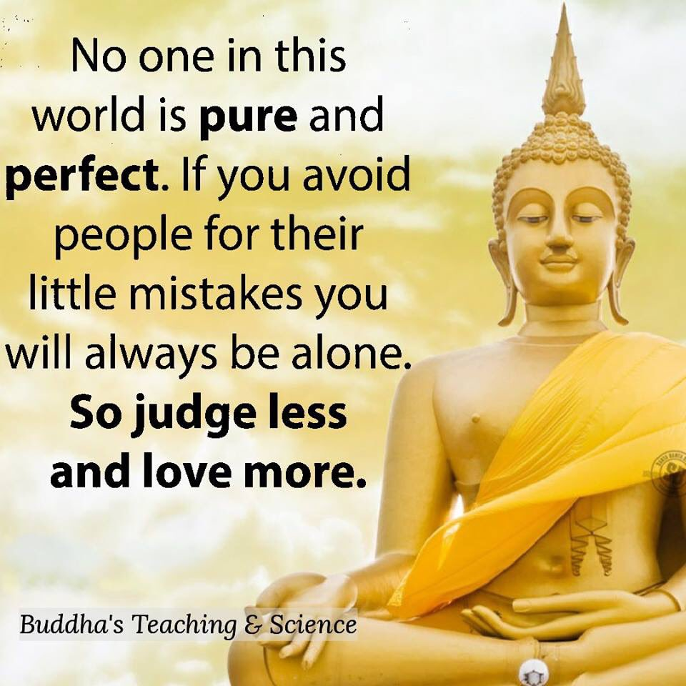 Judge less and love more! Life is so much happier that way. #SundayMorning <br>http://pic.twitter.com/zJLf2Vpsku