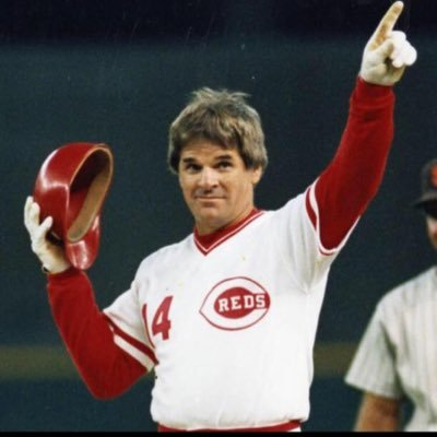 Pete Rose is 78 today, Happy Birthday to the Hit King!