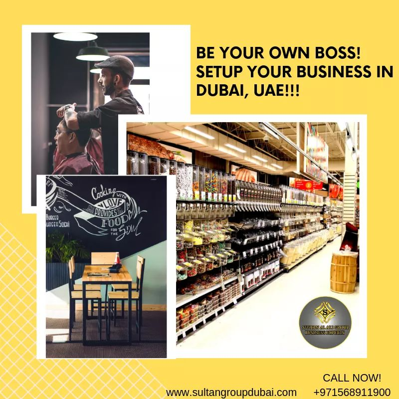 Are you planning a business in Dubai, UAE? FREE BUSINESS CONSULTATION, CALL NOW! MOB. +971568911900 For more details visit: http://www.sultangroupdubai.com  #CompanyFormation #uaesalon #grocery #restaurant #cafeteria #BusinessFormation  #Tradelicense #BusinessSetup #Dubai #UAEpic.twitter.com/XUyIbnmrTG