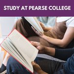 Image for the Tweet beginning: Pearse College is open for
