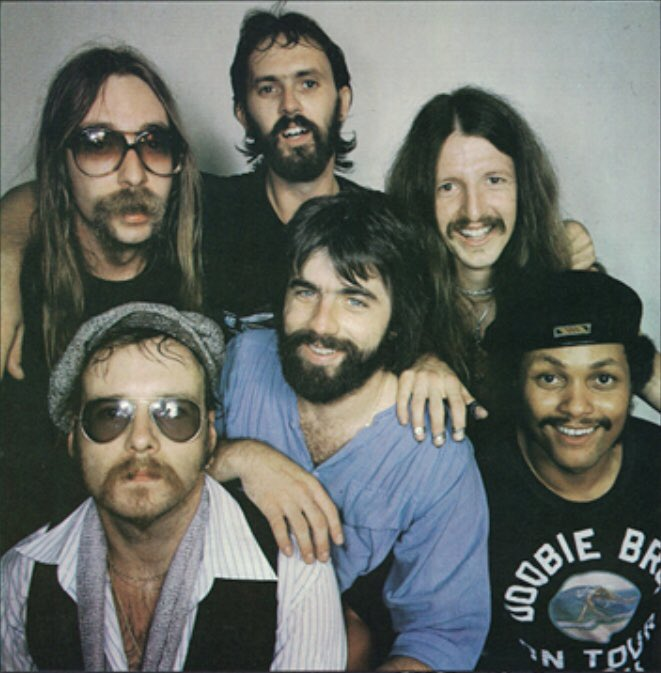 """""""What a Fool Believes"""" by The Doobie Brothers reached #1 on the Billboard Hot 100 on this day in 1979. Written by Michael McDonald and Kenny Loggins, the song went on to win Grammys for Song of the Year and Record of the Year in 1980. The song defines Yacht Rock. <br>http://pic.twitter.com/kSIMxPreIB"""