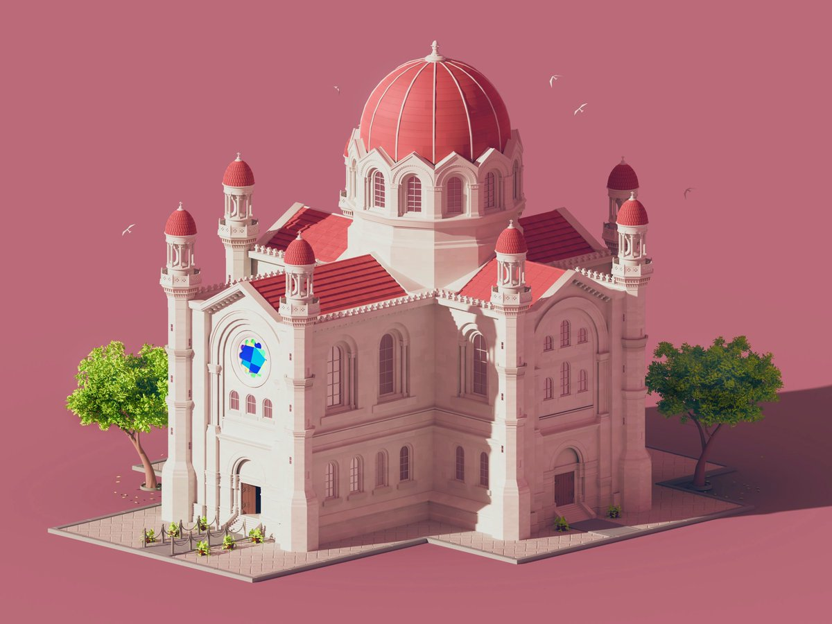 Here's the finished render. #b3d #Blender3d <br>http://pic.twitter.com/sHZ5vYxK4x