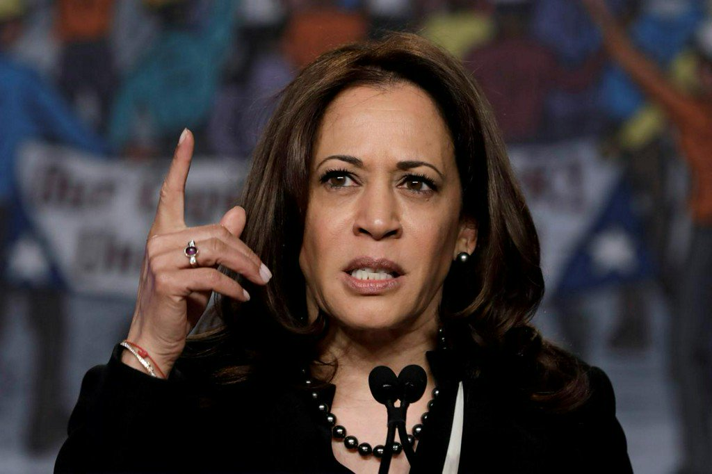 Democratic presidential candidate Kamala Harris releases 15 years of tax returns https://reut.rs/2IvJbLb