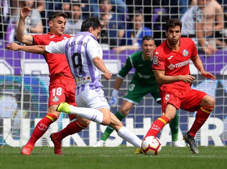 Video: Real Valladolid vs Getafe