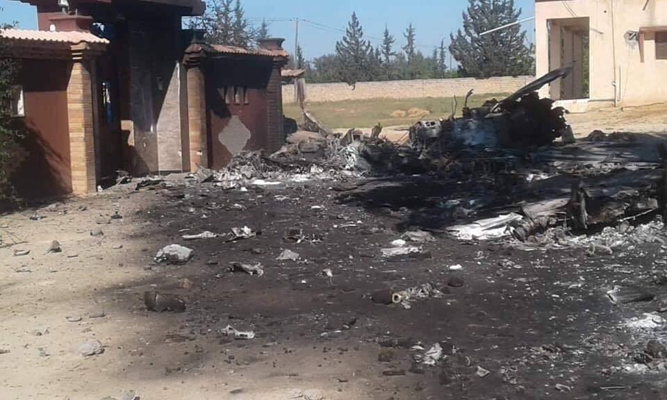 Сводки из Ливии. Под Триполи сбит МиГ-21 ЛНА