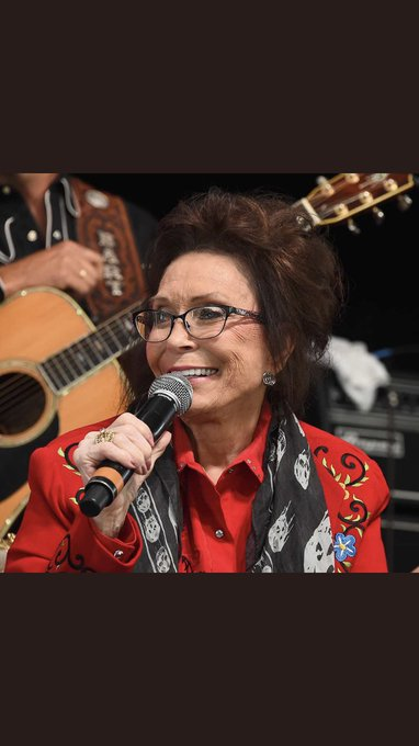 Happy Birthday to the Coal Miner s Daughter, Loretta Lynn.