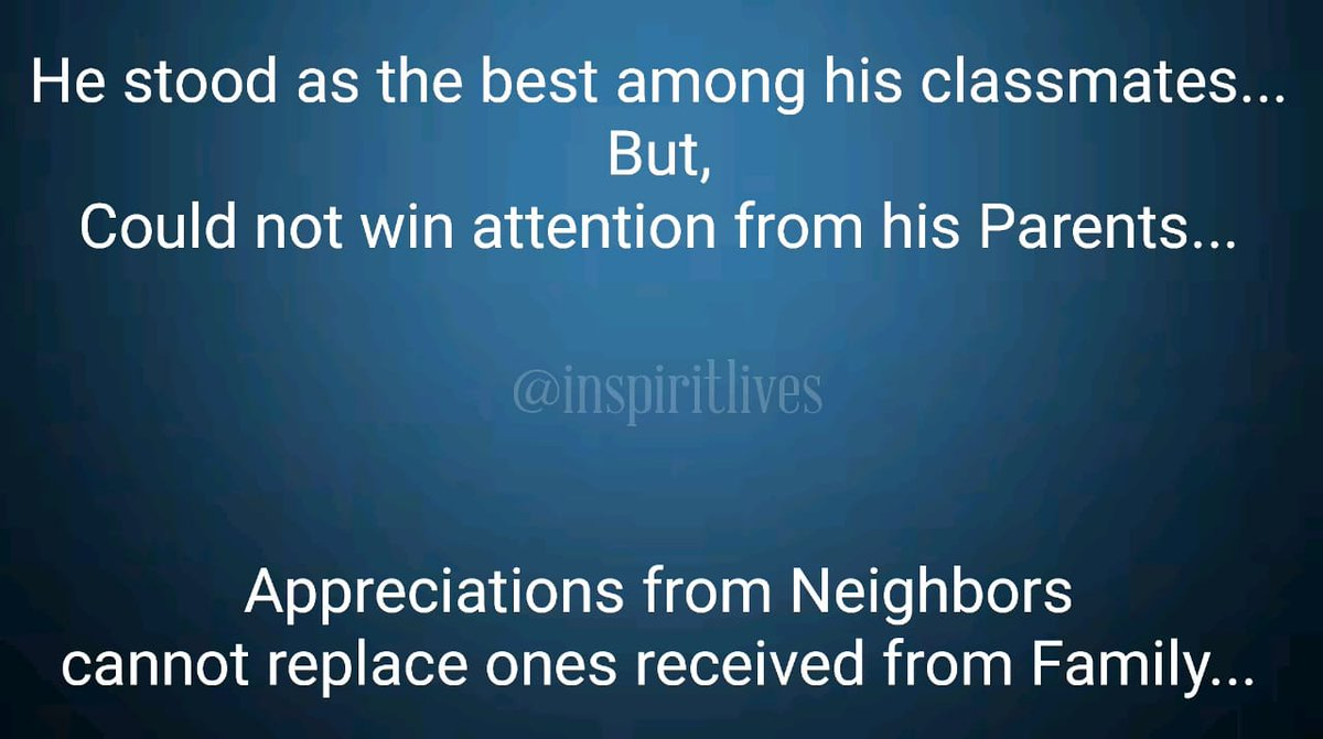 Every little thing is appreciable. Appreciations from own parents work as boosts for the child. #inspiritlives #redirectinglives #inspiring #motivation #motivatingquotes #keepgoingstrong #love #parentandchild #appreciationquotes #writersofinsta #writersofindia<br>http://pic.twitter.com/jtieN1W9lL