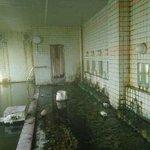 廃墟化してもなお、温泉が湧く旅館が存在する!