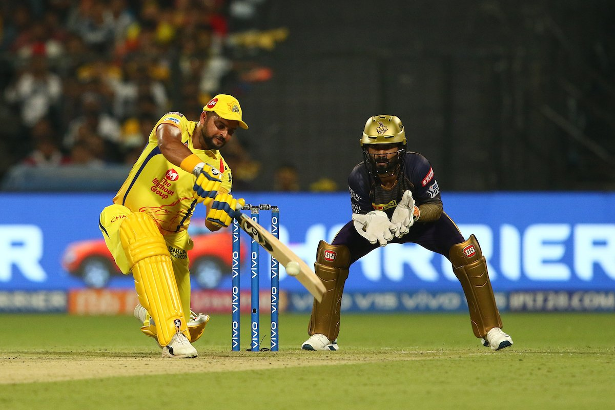 #KKRvCSK - It would take at least 2 weeks for any team to get near CSK in points table