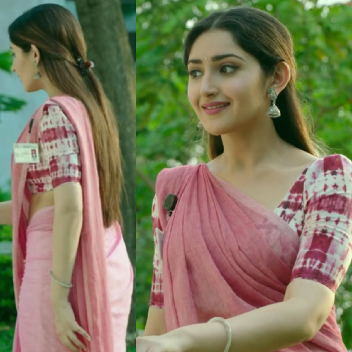 Married at Young age - So, Sayyeshaa will continue acting!
