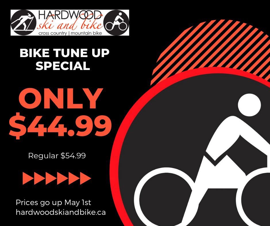 Tune Up Prices >> Hardwood Ski Bike On Twitter Bike Season Is Here And Its