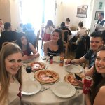 Image for the Tweet beginning: 🍕Naples 2019 🍕  First day completed