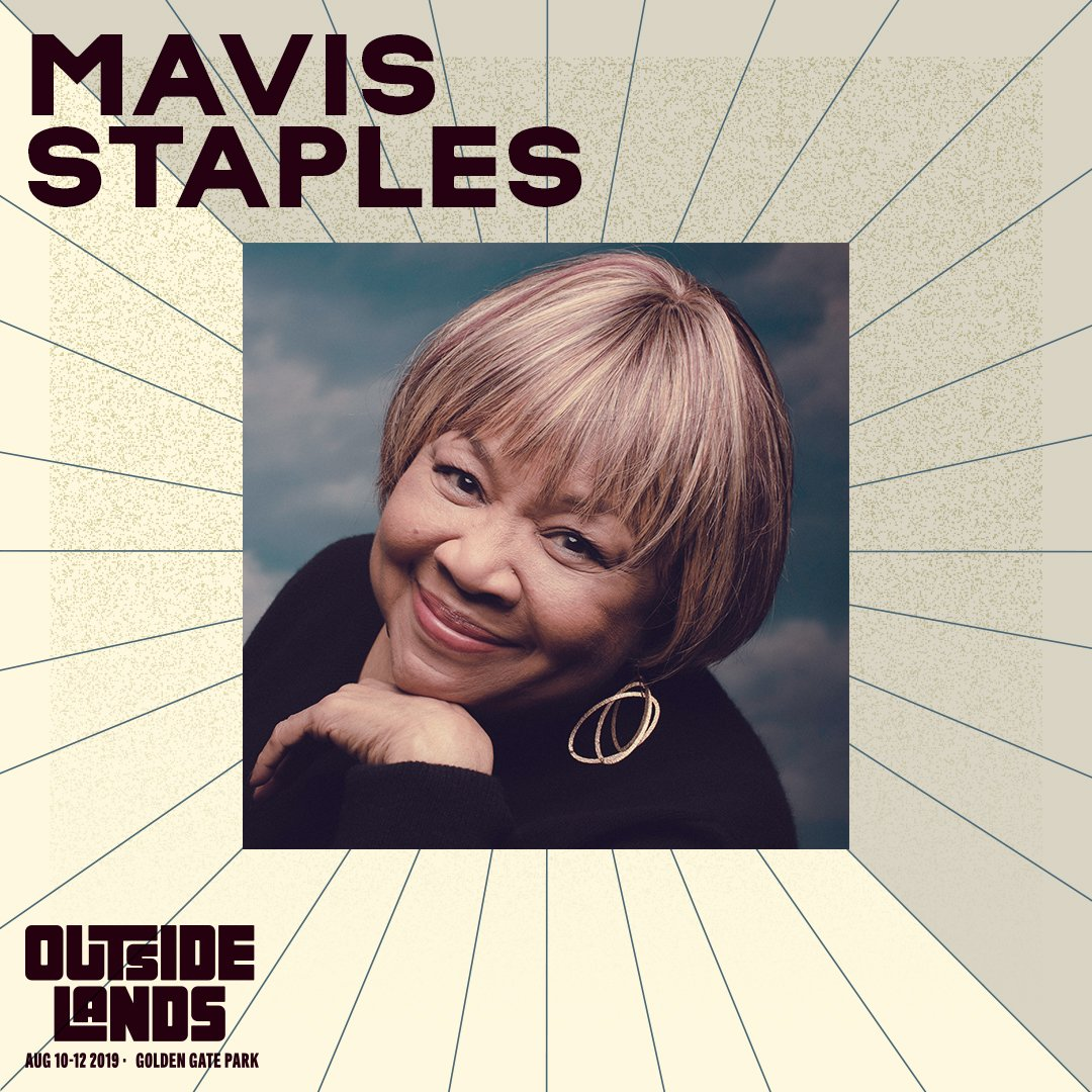 f23ce1c5806 ranger dave is still feeling the glow from  mavisstaples uplifting  performance at  outsidelands 2011. see the icon live in golden gate park  this august  ...
