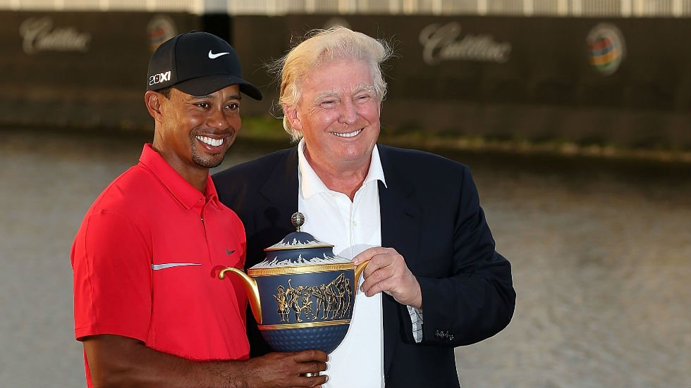 Trump congratulates Tiger Woods after Masters win https://t.co/HHYzWFx0Ii https://t.co/wsPDCZtNRc