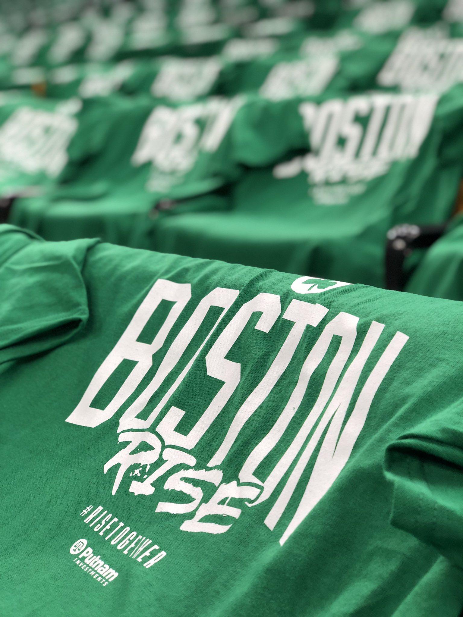 ��Boston, MA  GAME 1 x #NBAPlayoffs   ��: #GoldDontQuitx #Celtics  ⏰: 1pm/et  ��: @NBAonTNT https://t.co/ffnZEIXWgE