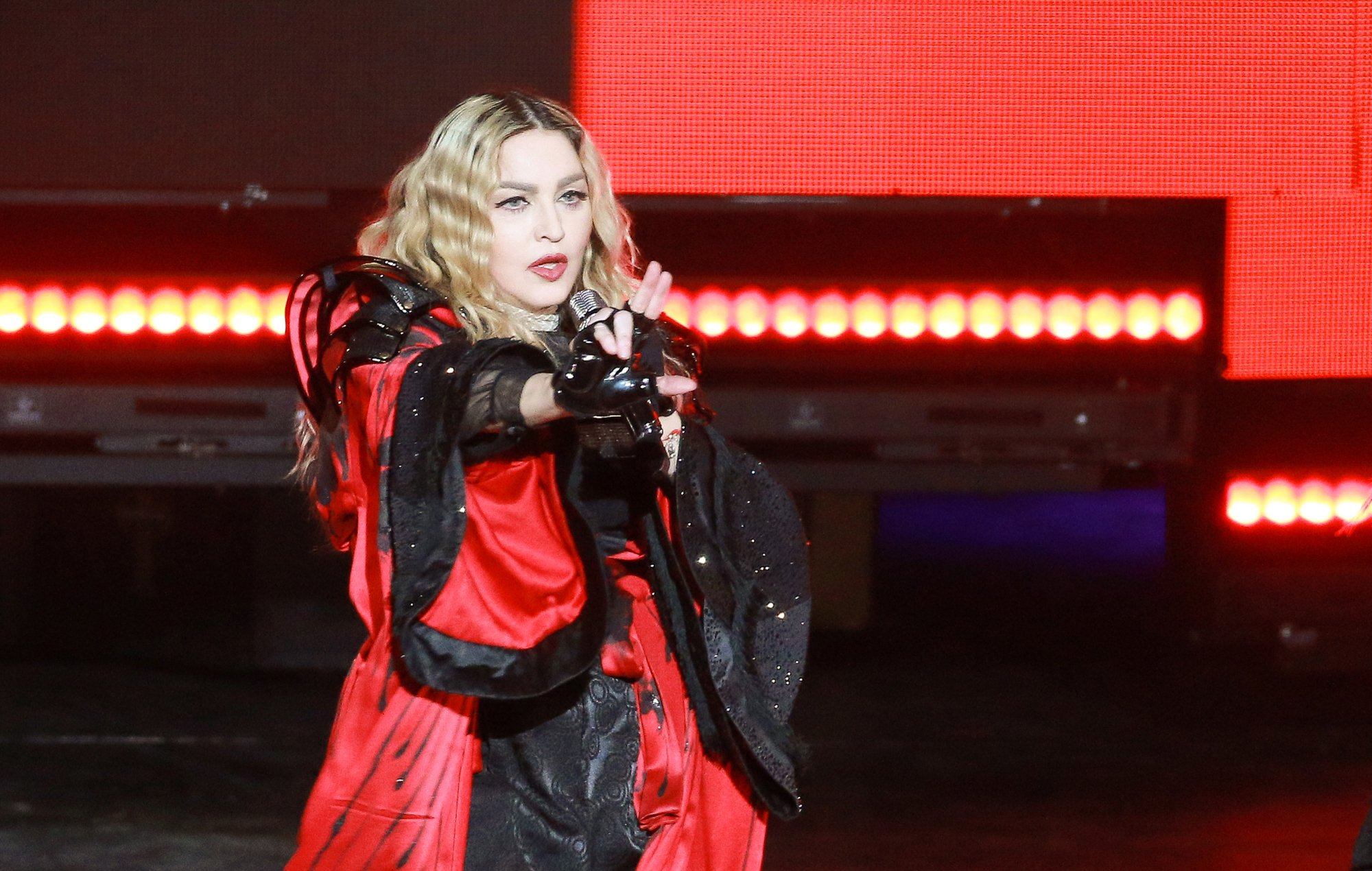 .@Madonna finally confirms new album 'Madame X' after weeks of teasers https://t.co/bGOFUPkhB7 https://t.co/9v0B358tvh