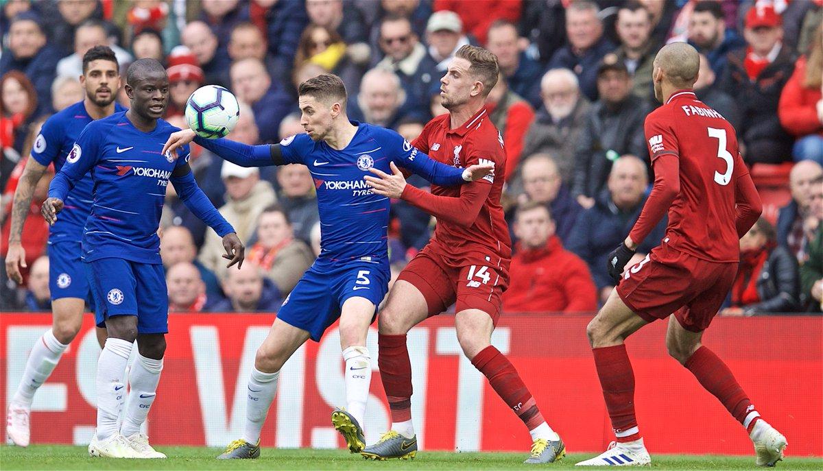 Xem lại Liverpool vs Chelsea