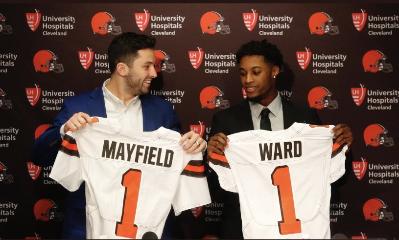 Happy Birthday to the Bro @bakermayfield, let's turn Cleveland all the way up this year