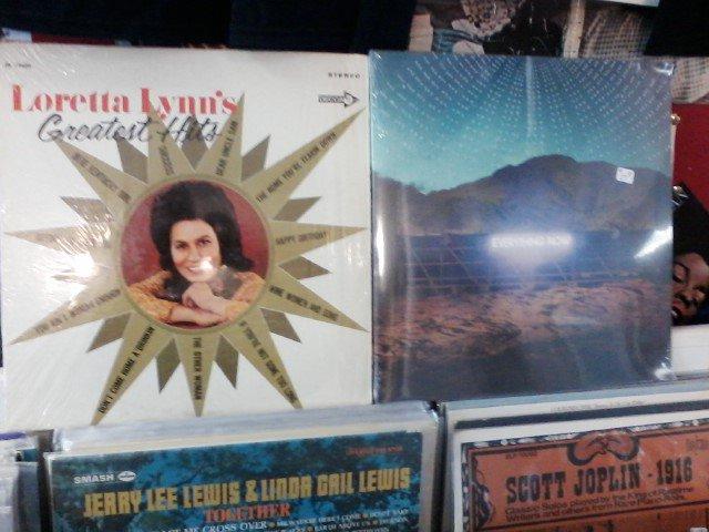 Happy Birthday to Loretta Lynn & Win Butler of Arcade Fire