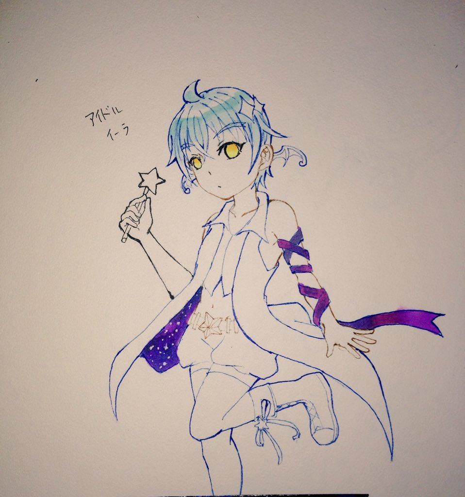 すみか (@Smika_mt)さんのイラスト