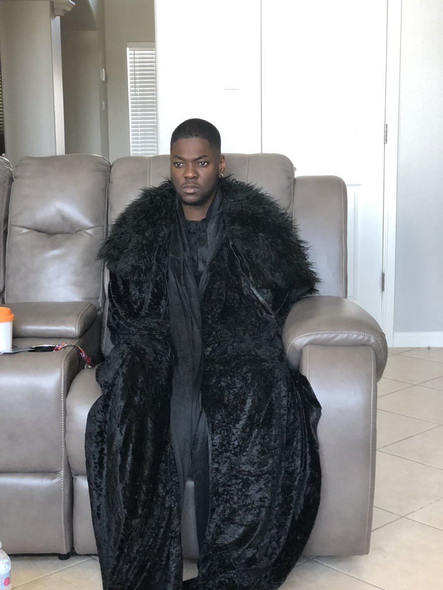 Ready to watch game of thrones today like