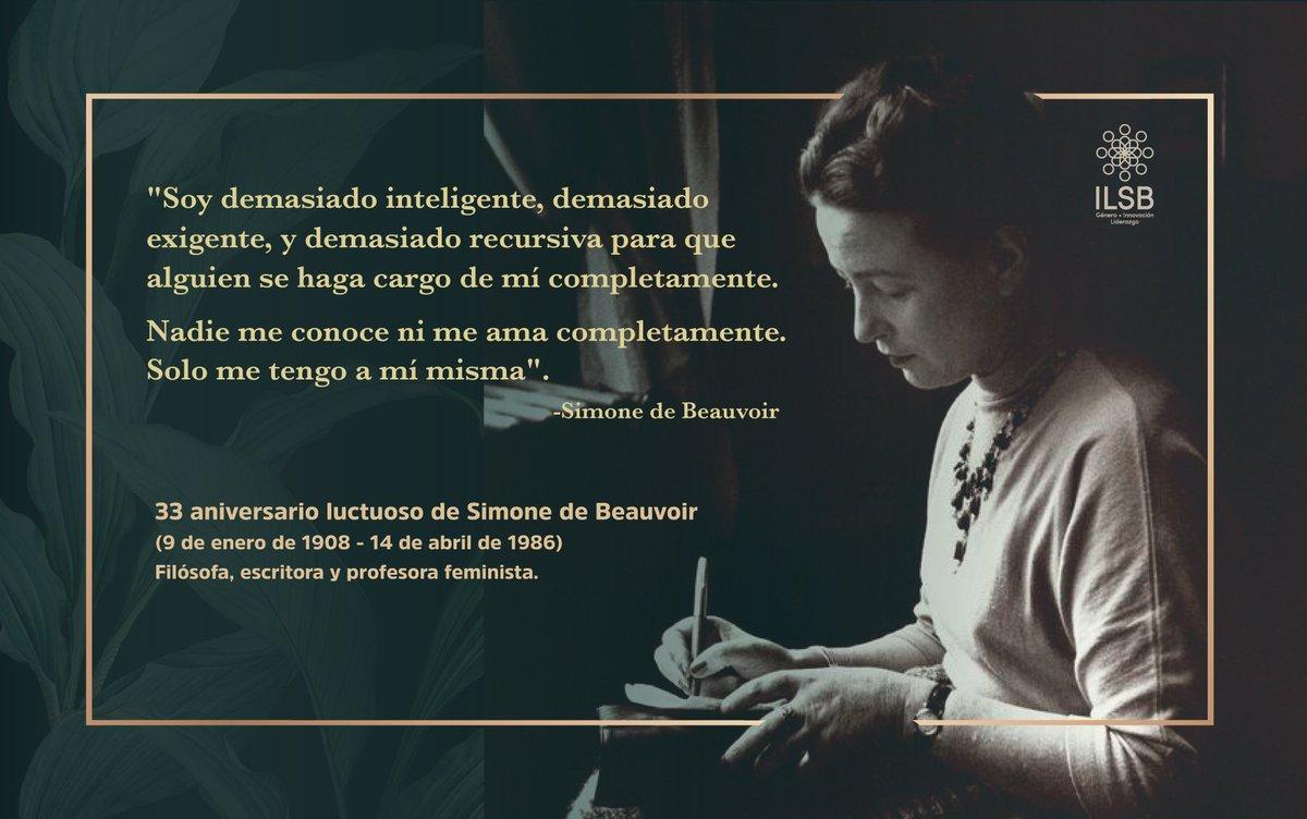 Inst Simone Beauvoir's photo on #FelizDomingo