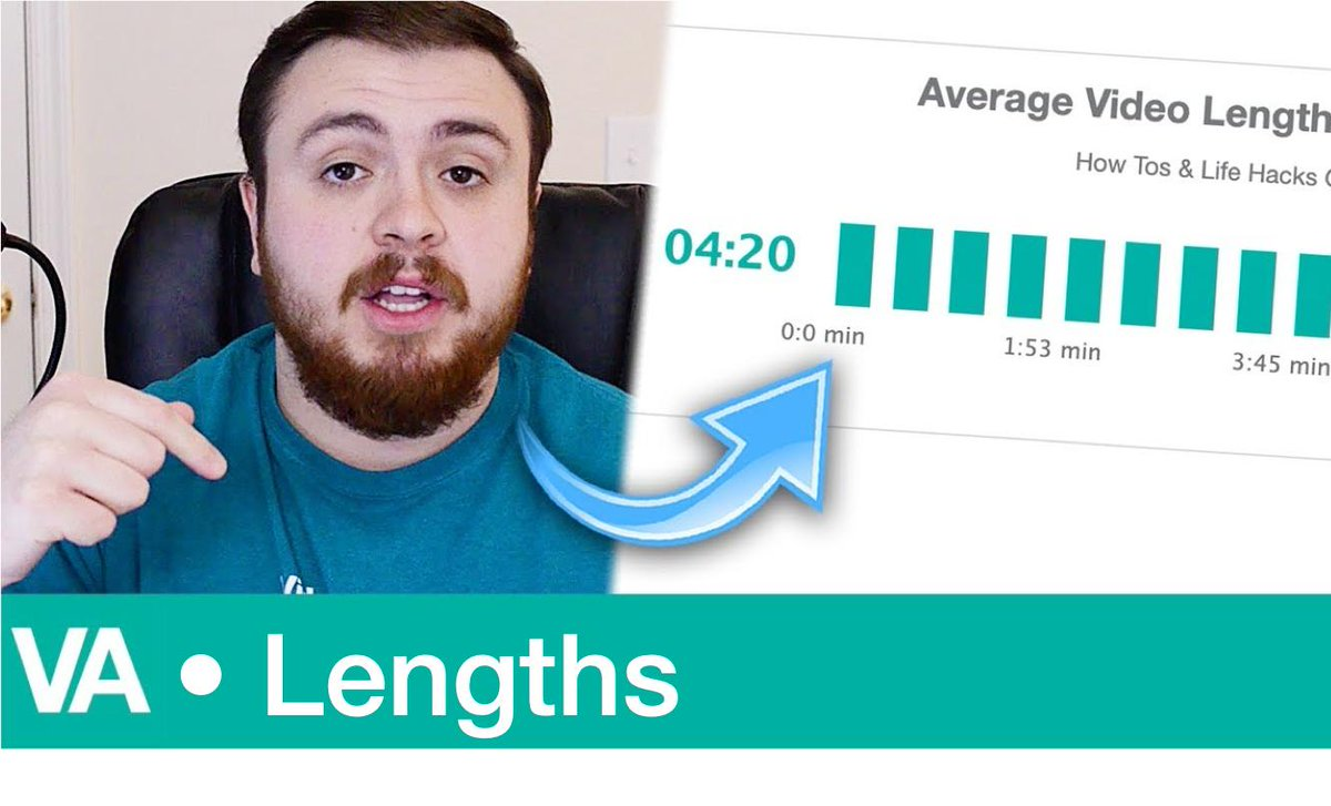 🕵️♂️ Watch the latest @video_amigo tutorial to learn how to find the ideal length of your #YouTube videos. Then go straight to the #free app: https://t.co/RmDx9H80Xq