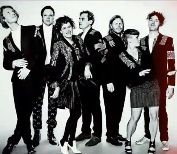 Arcade Fire Ready To Start Happy Birthday to Win Butler