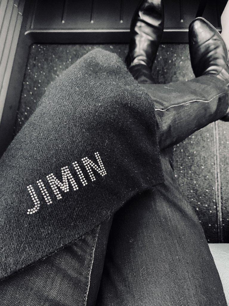 서민정 선배님 선물 진심으로 감사합니다 ☺️🙏 #JIMIN