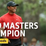 🏆 1997 🏆 2001🏆 2002🏆 2005🏆 2019TIGER WOODS WINS THE MASTERS AGAIN! 5x champion at Augusta.📺 @BBCTwo 💻 https://t.co/y8VD3zOqQv#bbcgolf #TheMasters