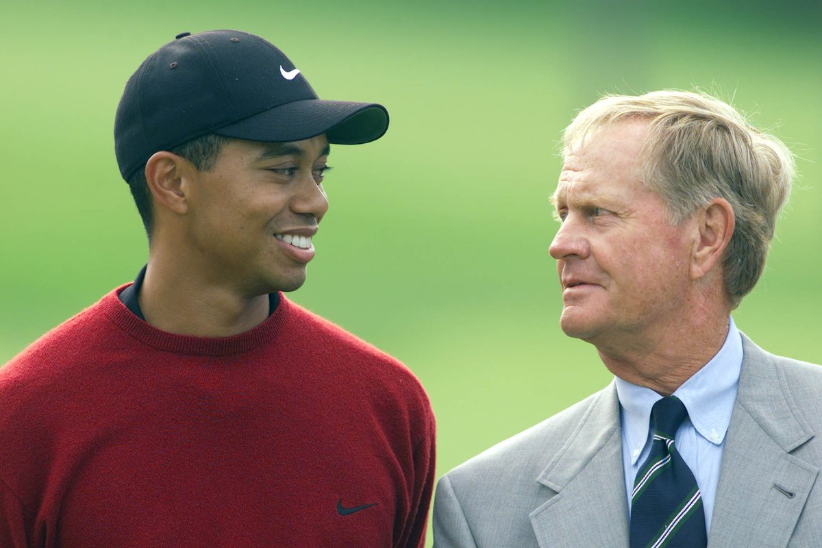 Jack Nicklaus' Message To Tiger Woods After His Masters Win