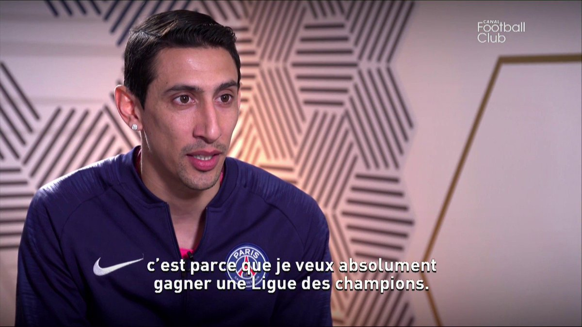 Canal Football Club's photo on Di Maria