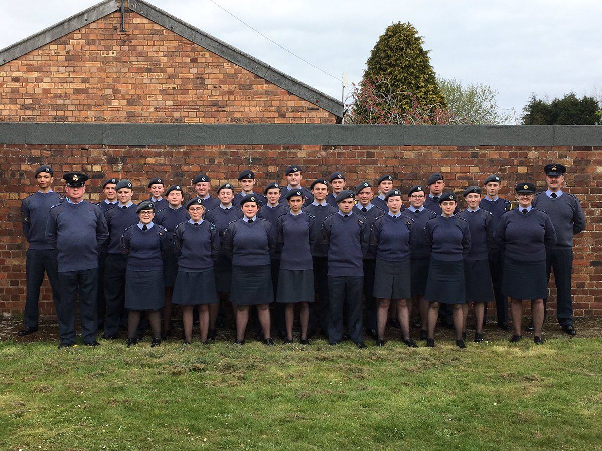 @wmwaco @OCWMercianWing This weekends successful JNCO and SNCO cadre with some of the Instructors. The future of the Wing is in safe hands!
