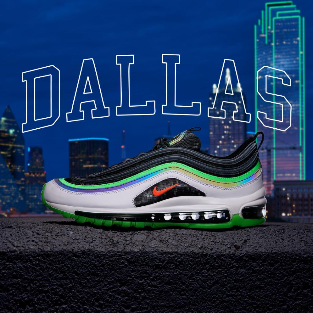 af02c9fe9c996 ...  WeKnowGame. rep d town with the nike air max 97 home amp away pack hitting  stores april