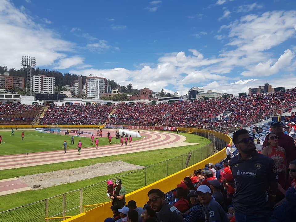 El Nacional OyS13's photo on borja