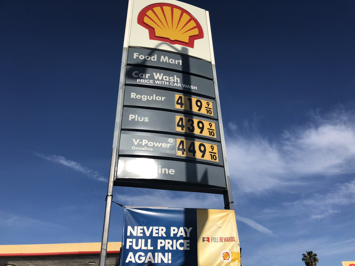 Gas Prices San Diego >> John Soderman Kusi On Twitter Gas Prices In San Diego Rise For The