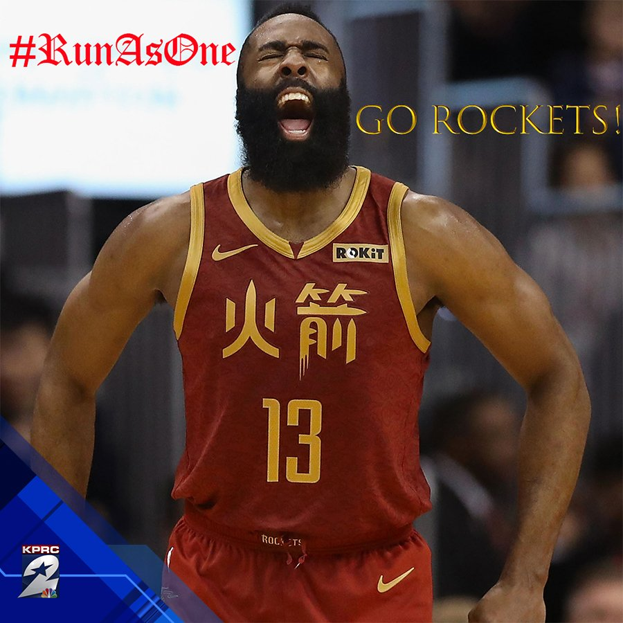Rockets Jazz Game 1: Who's Ready For Mr La? #hennebeeto