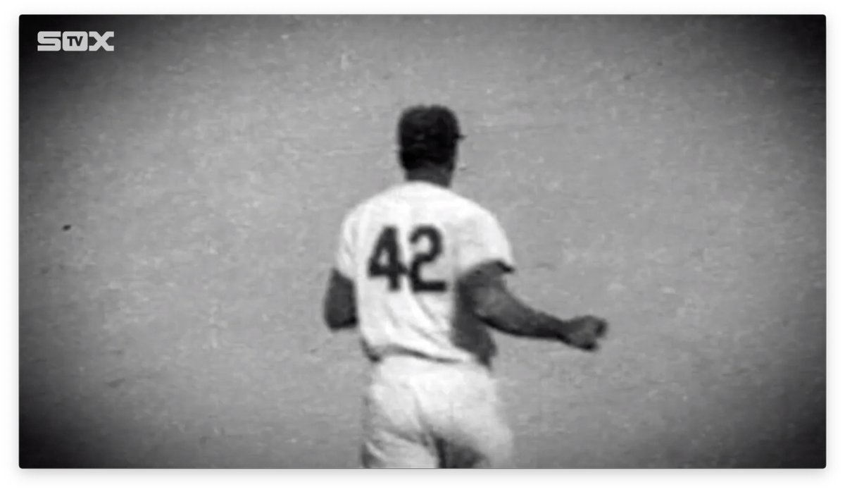 Chicago White Sox's photo on #Jackie42