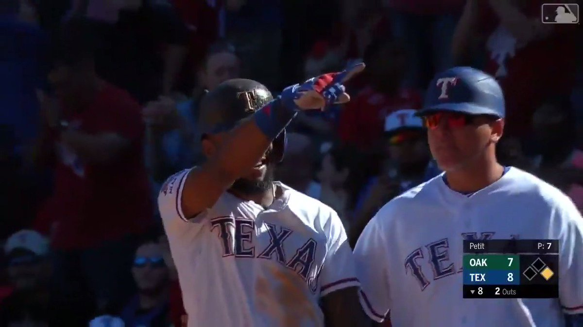 Small ball for the win!  #TogetherWe