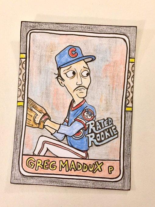 Happy birthday, Greg Maddux!
